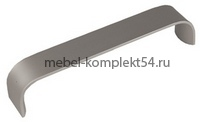 Ручка-скоба КА909 мат хром 128мм