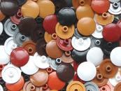 Заглушка минификс коричневый