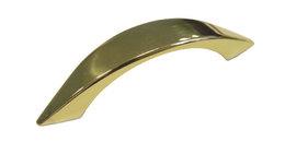 Ручка скоба RS153, 64мм золото