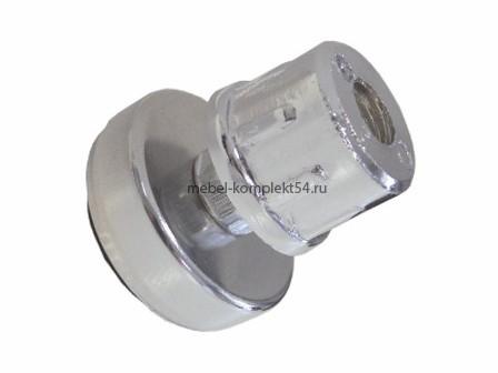 Подпятник д/трубы GP12/14C хром