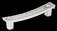 Ручка скоба RS408 СР/хром, 96мм
