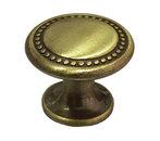 Ручка кнопка RC053 бронза(308)