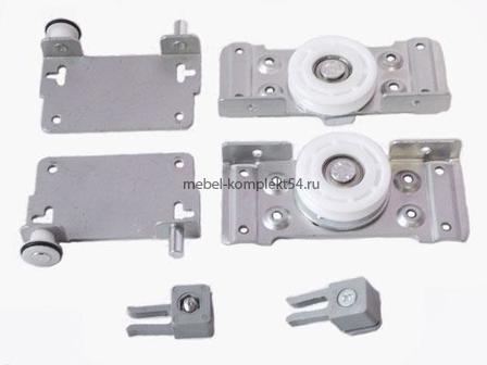 Ролики на дверь регулируемые SKM 80