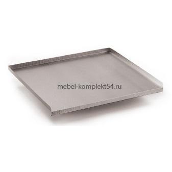 Алюминиевый поддон для ящика под раковину 600мм
