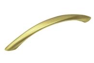 Ручка-скоба 8874, матовое золото, 96мм
