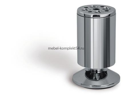 Опора М04-50 Н=100мм, хром