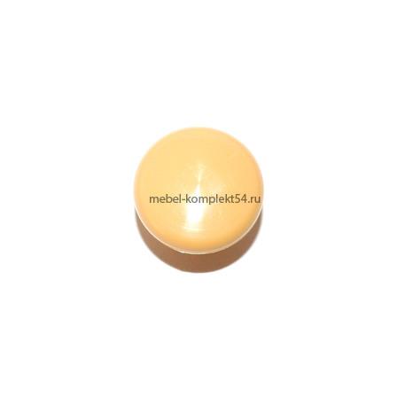 Ручка кнопка Д34 антик серебро