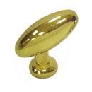 Ручка кнопка 1175 золото