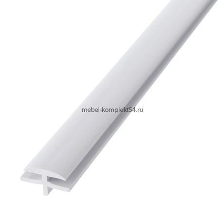 Профиль соединительный для лотков, белый (49 см)