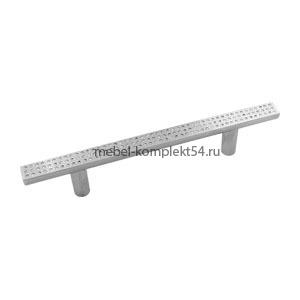Ручка-скоба 1200 хром, 128мм