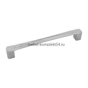 Ручка-скоба 1201 хром, 128мм