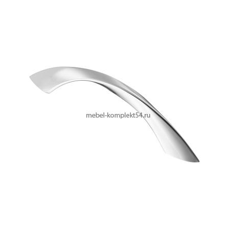 Ручка-скоба, 2180, 96 мм, хром