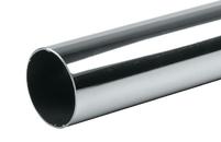 Труба 3м хром, d=50мм (1,0мм)