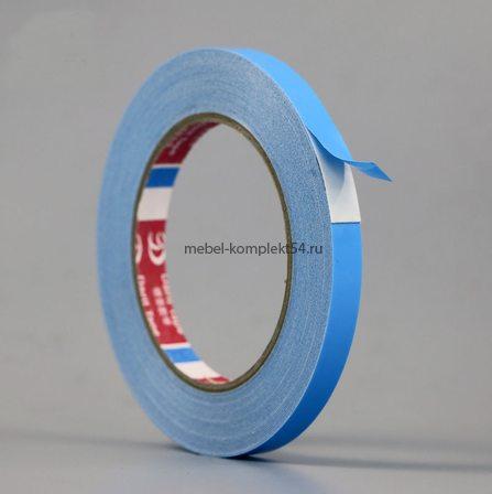 Лента для зеркал 19мм*25м, синяя Корея