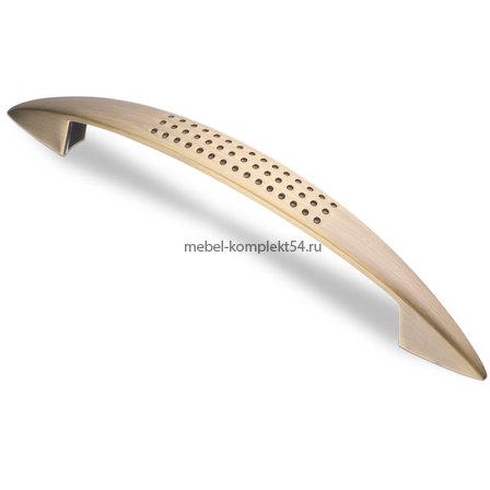 Ручка-скоба 1062, бронза 96мм