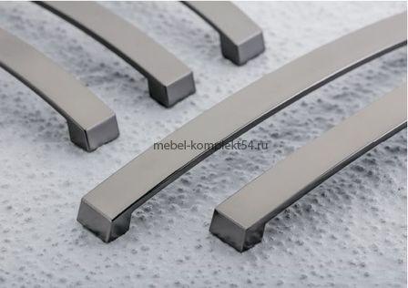 Ручка UZ G1-128-13 шлифованный титан