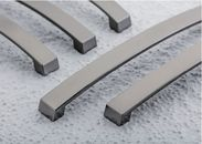 Ручка UZ G1-192-13 шлифованный титан