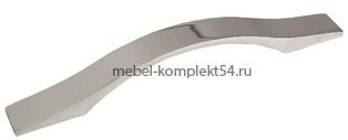 Ручка -скоба В31-128(В) матовый хром