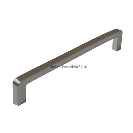 Ручка-скоба DMZ-21203-160мм (браш. никель)