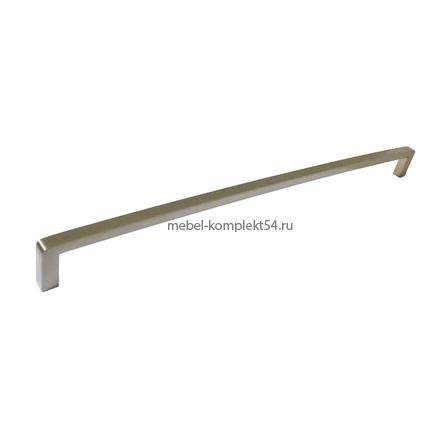 Ручка-скоба DMZ-21203-320мм (браш. никель)