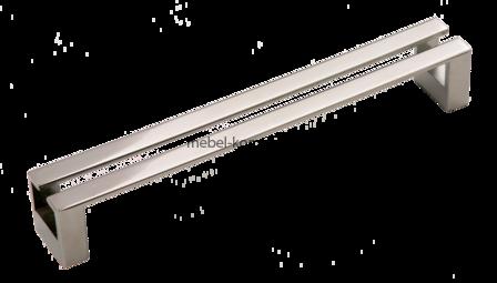 Ручка-скоба RS273, хром, 224мм