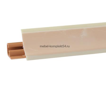 Плинтус  LB-23 3м мрамор оникс 627