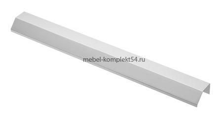 Ручка мебельная алюминиевая PAXO 320/350 алюминий