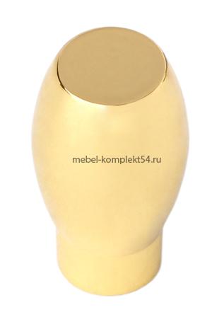 Ручка кнопка RC015 золото