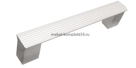 Ручка скоба RS050 алюм, 192мм