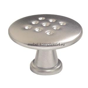 Ручка кнопка RC011 никель