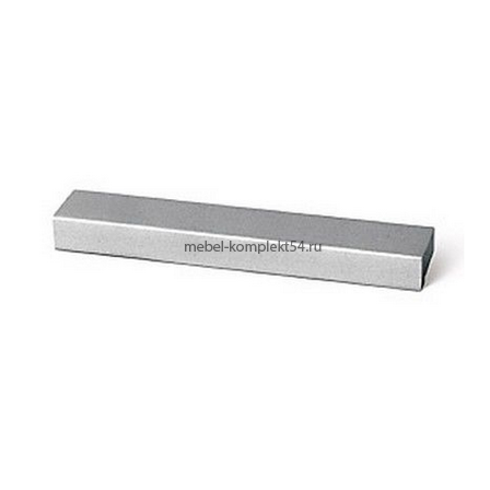 Ручка мебельная алюминиевая UA-A06/096 алюминий