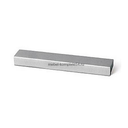 Ручка мебельная алюминиевая UA-A06/128 алюминий