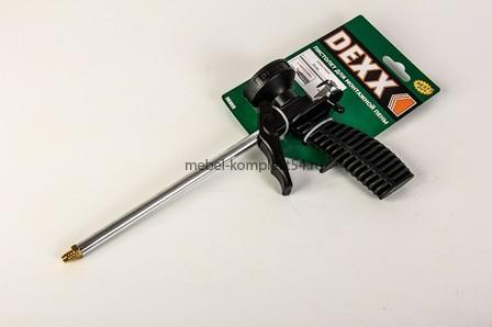 """06868 Пистолет для монтажной пены """"DEXX PROFI"""""""
