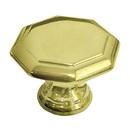 Ручка кнопка 8630,  золото