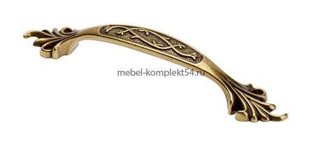 Ручка ADRIN L-096, старое золото