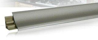 Плинтус  LB-23 3м  хром 610