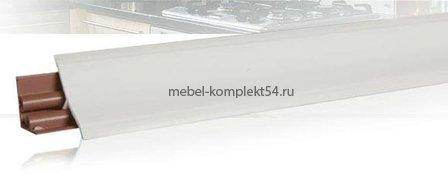 Плинтус  LB-23 3м  белый 600