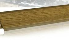 Плинтус  LB-23 3м дуб 651