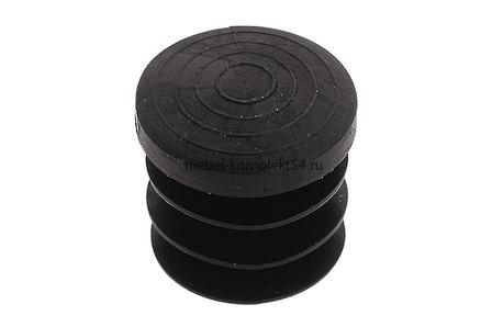 Заглушка круглая для трубы D20