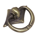 Ручка кнопка RC025 бронза