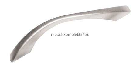 Ручка-скоба 1053, матовый хром, 96мм