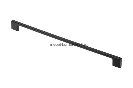 Ручка UZ 819-320 черный матовый