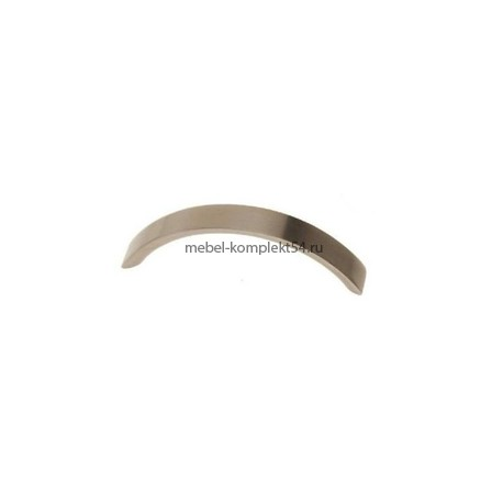 Ручка-скоба 8875, матовый никель 128мм