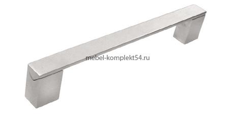 Ручка скоба RS051 алюм, 192мм