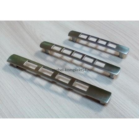 Ручка скоба RU -2129 матов.никель 96мм