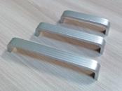 Ручка скоба RU -3808 алюминий 96 мм