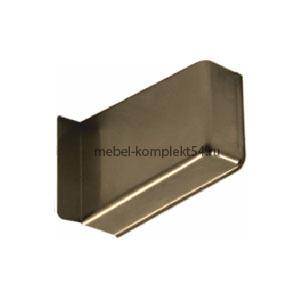 Крышка для подвески 806.14, левая, металл