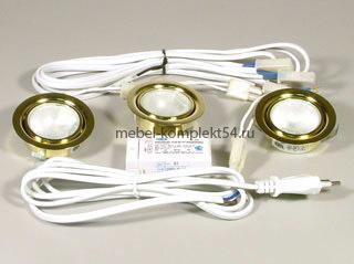 Комплект С.Г. FT9216*3 арт.4 золото