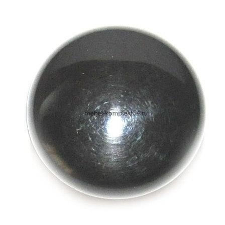 Ручка кнопка Д34 черный