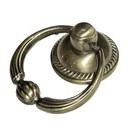 Ручка кнопка RC034 бронза